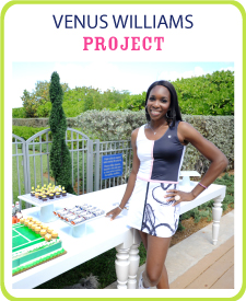 Venus Williams Party