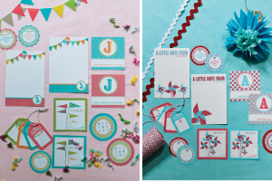 Personalized Printable Party Packaging Launch