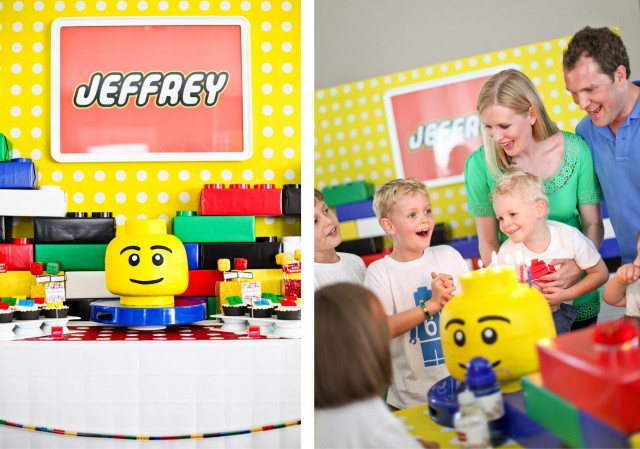 Lego Birthday Can The Quintessential Use What You Have Party