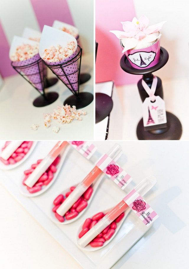 Bridesmaids DVD Blu Ray Photoshoot for Target - Dessert Table 5