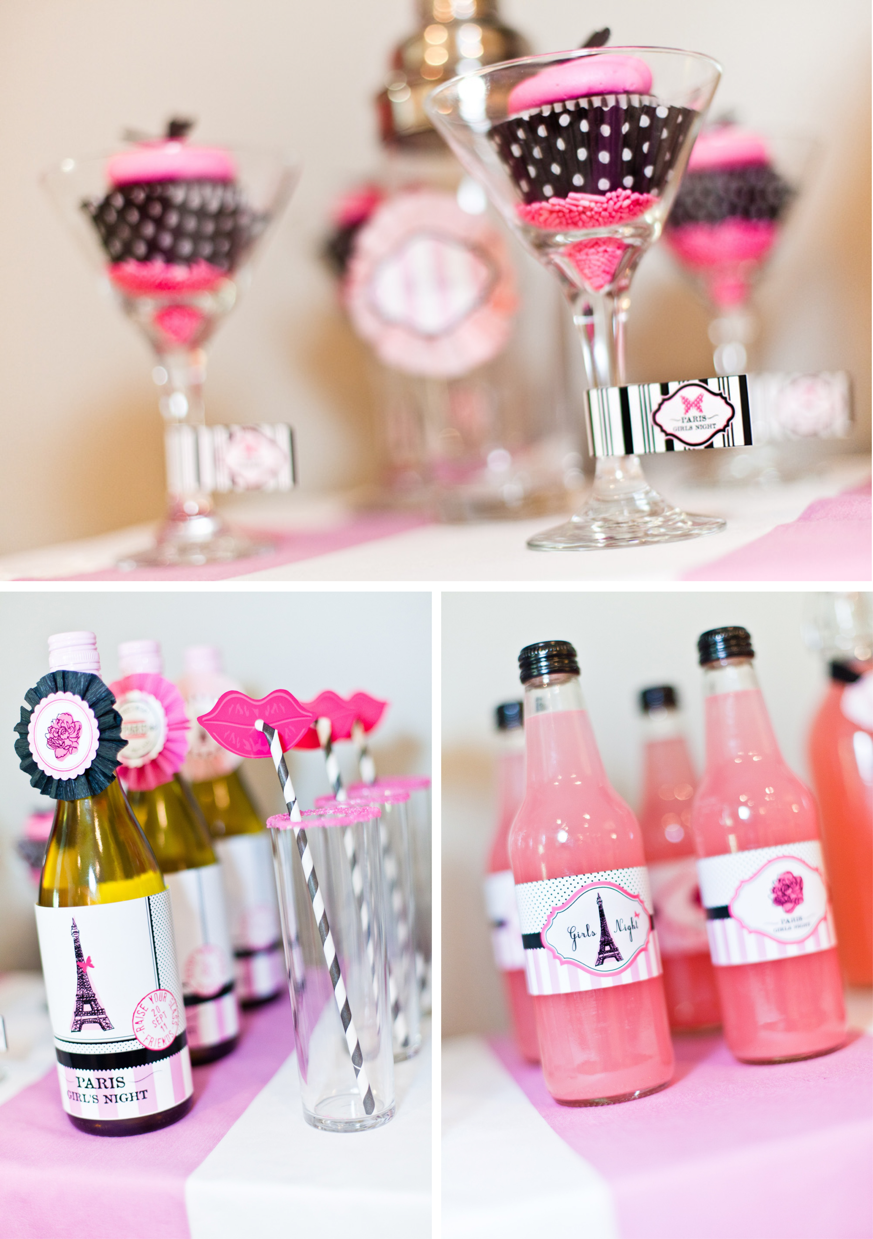Girls Night Out Party Favors