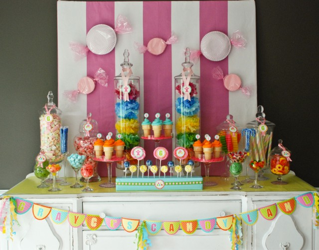 Excellent Birthday Party Candy Table Ideas 640 x 501 · 84 kB · jpeg