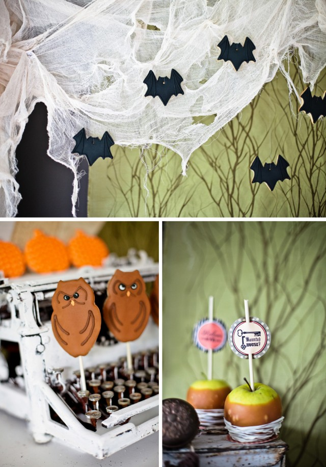 Happy Haunted Halloween Printable Design Collection Party 7