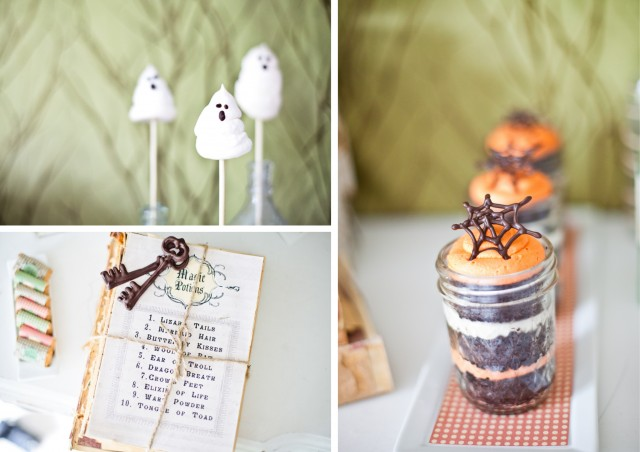 Happy Haunted Halloween Printable Design Collection Party 12