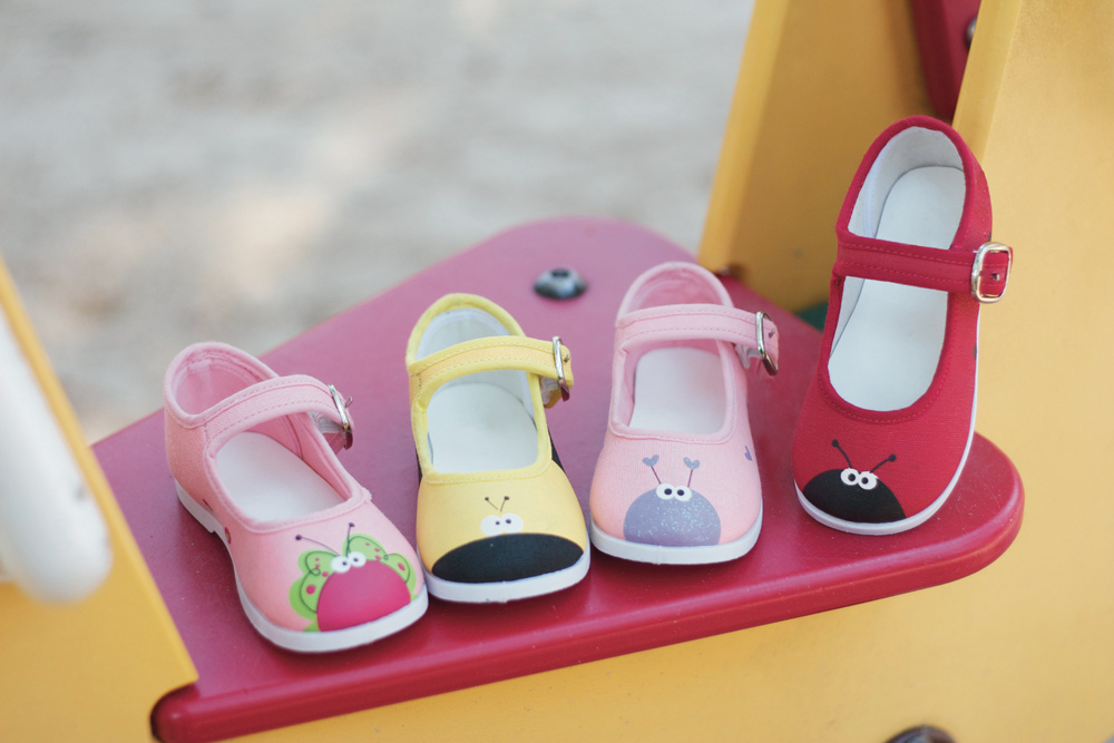 Monkey Toes Shoes Giveaway