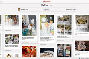 AR Halloween Pinterest Board