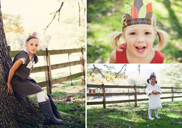 Thanksgiving Kids Party decor printable ideas