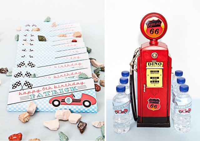 vintage race car printables chocolate bar and drink wrap