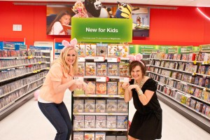 maureen and adria at target