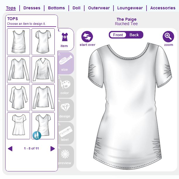 How To Design Clothes Online Design Clothes Online For Fun