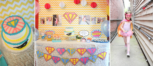 vintage-super-girl-super-hero-party
