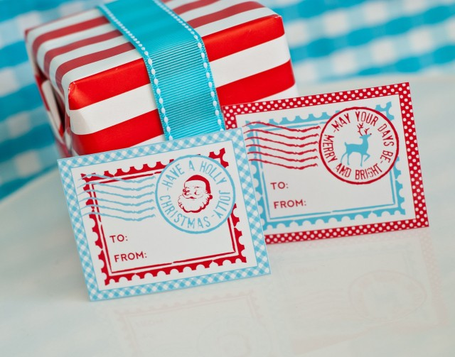 Secret Santa Gift Tags Printable Christmas in july sale! {our biggest ...