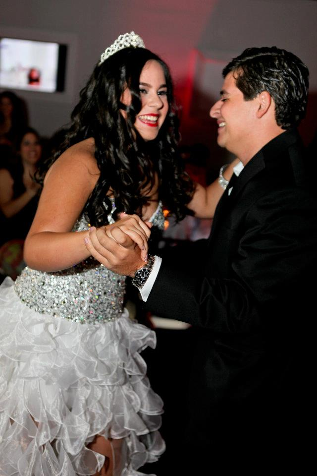 Father, Daughter First Dance