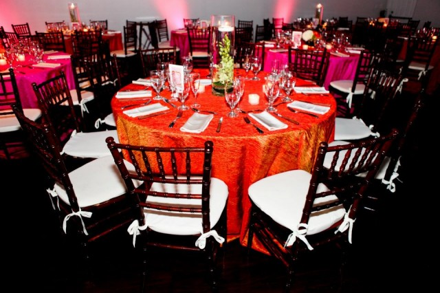 table seating in color