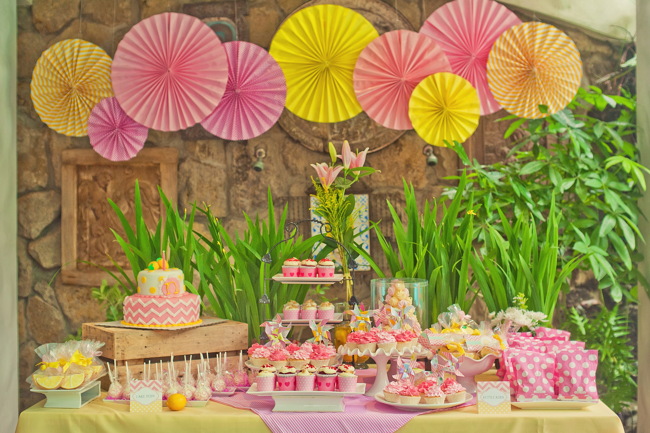 Famous Pink Lemonade Birthday Party Ideas 2700 x 1800 · 4968 kB · jpeg