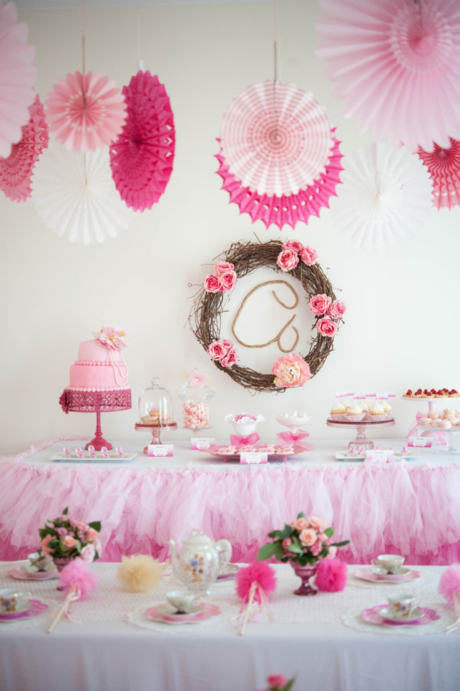 Little Big Company | The Blog: Pink Royal Princess Party ... |Princess Birthday