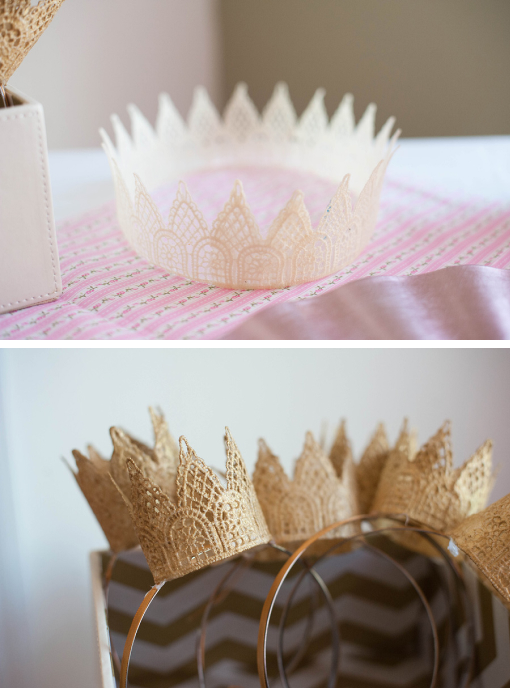 A Whimsical & Sweet Ombre Princess Party - Anders Ruff ...