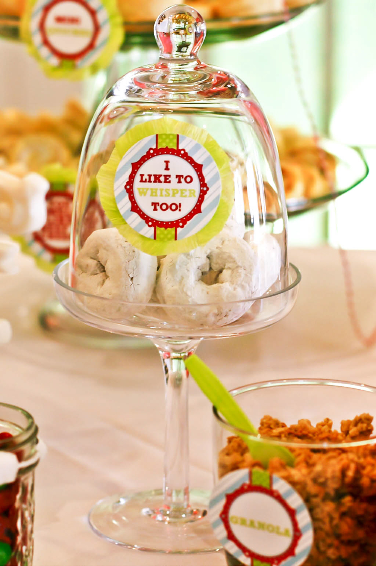 Buddy the Elf Themed Brunch Party by Deliciously Darling ...