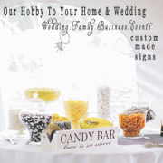 Our Hobby to Your Home &amp; Wedding