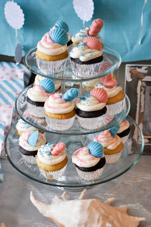 Mermaid-party-cupcake-torre