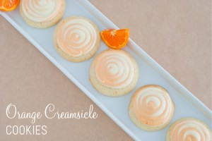orange creamsicle cookies recipe