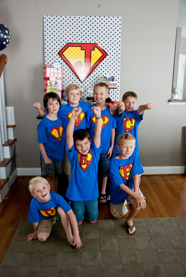 super-hero-boys-birthday-party-ideas-36