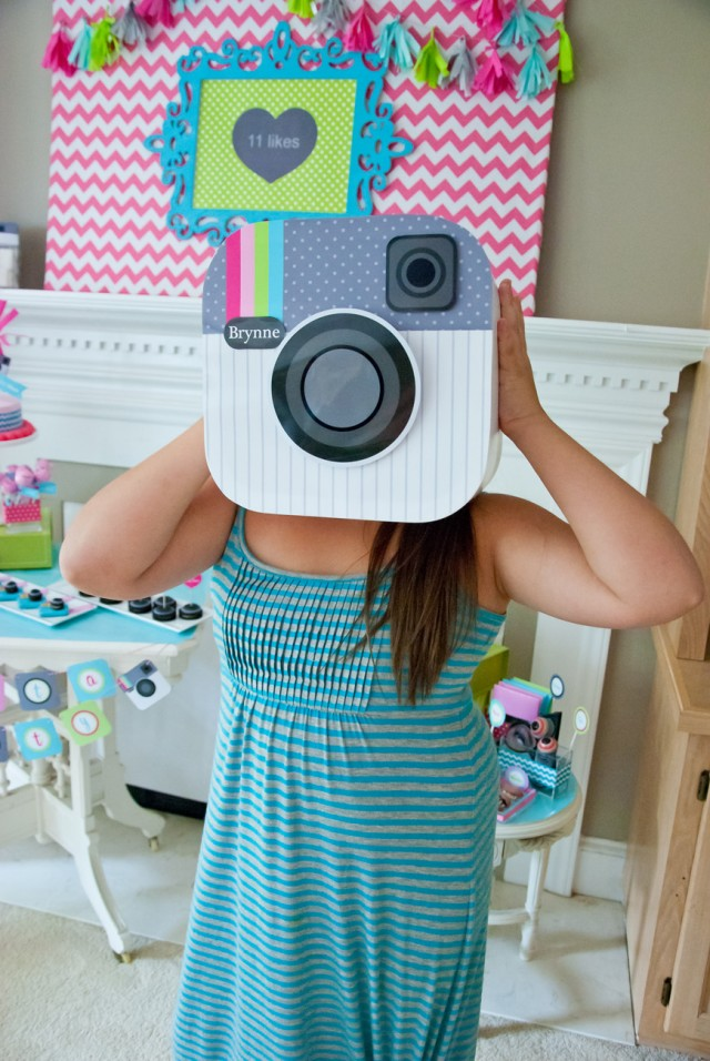instagram party crafts