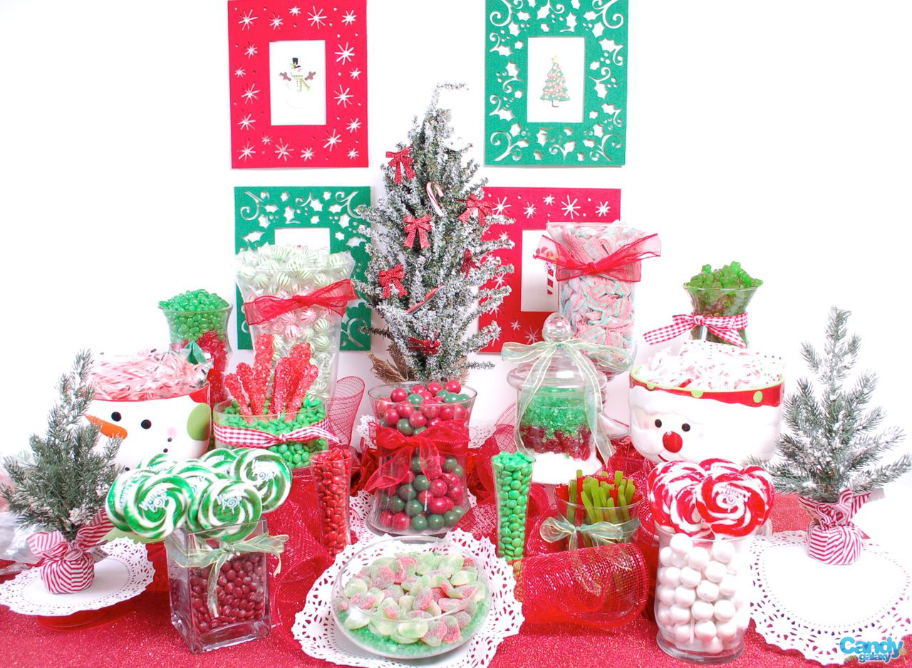 Christmas DIY Dessert Buffet Ideas - My Visual Home