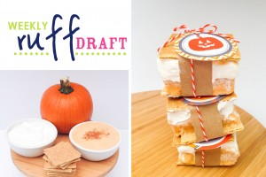 Pumpkin Pie Ice Cream Sandwiches on Ruff Draft