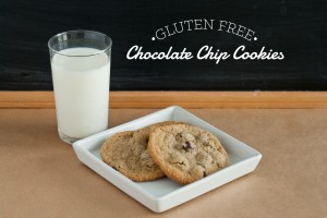 healthy chocolate chip cookie recipe