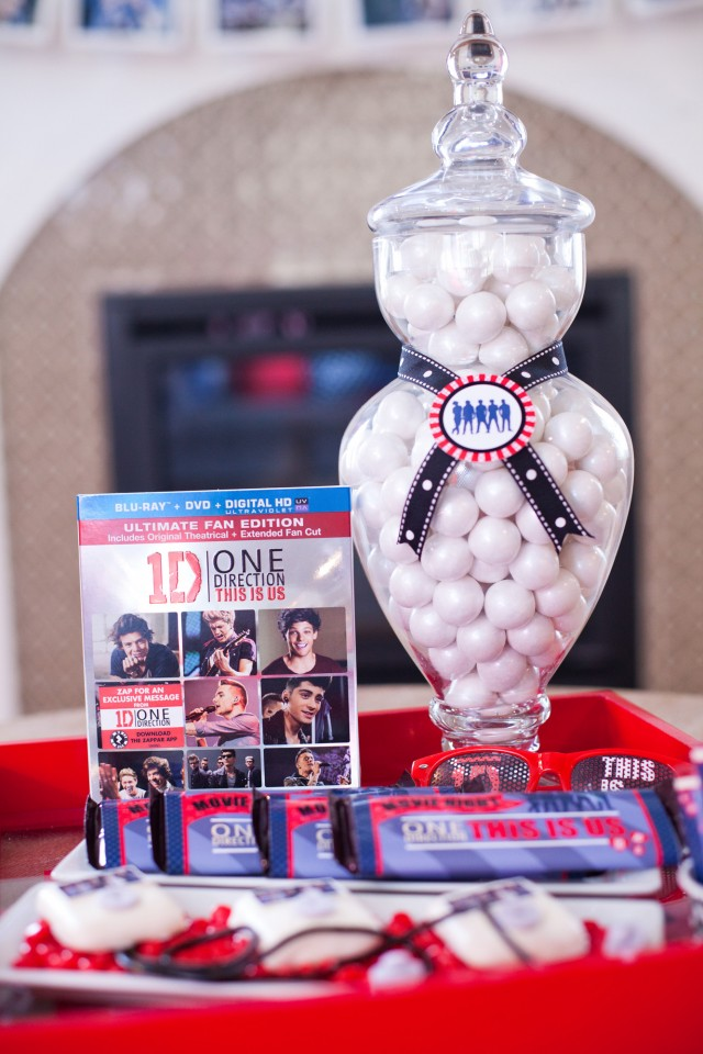 one direction centerpiece