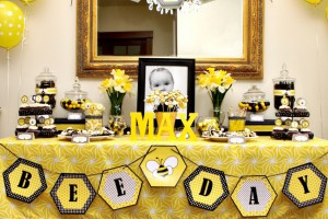 bumble bee first birthday2