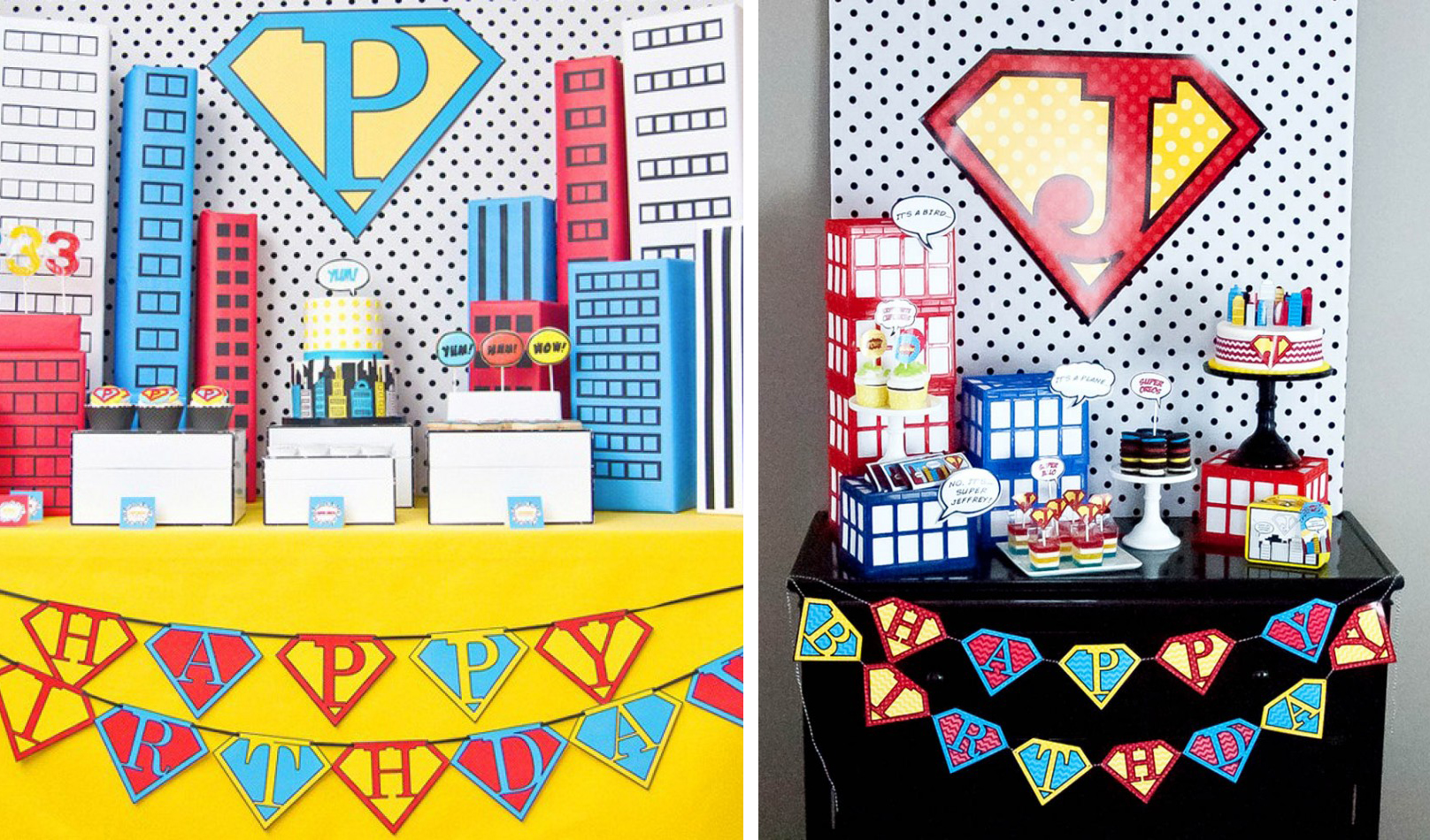super-hero-parties
