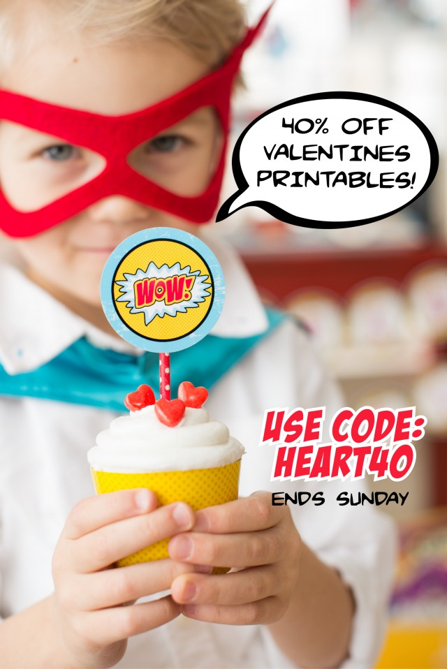 valentine printable sale