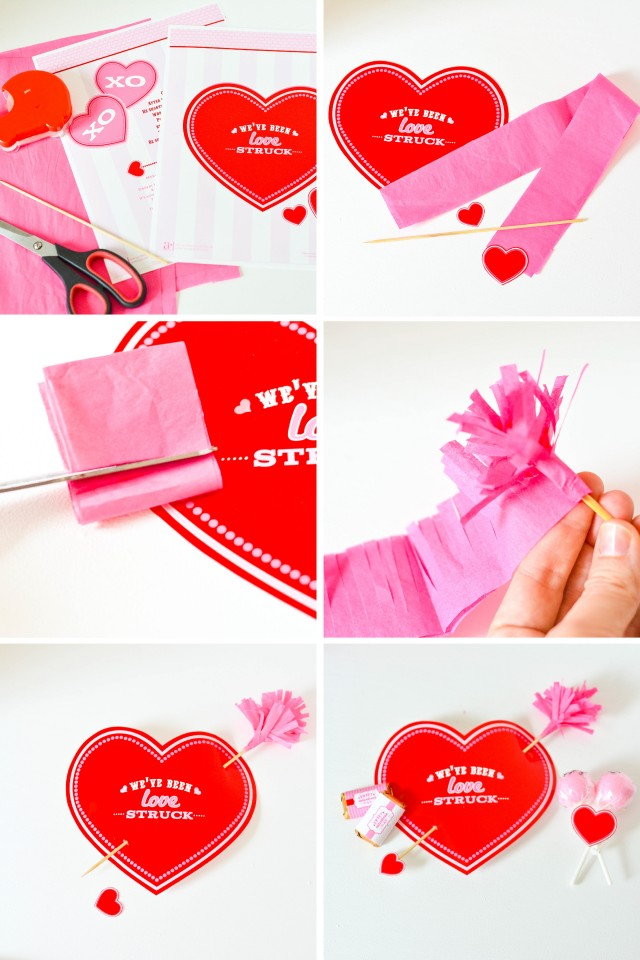 Creating a 3D Love Struck Valentine