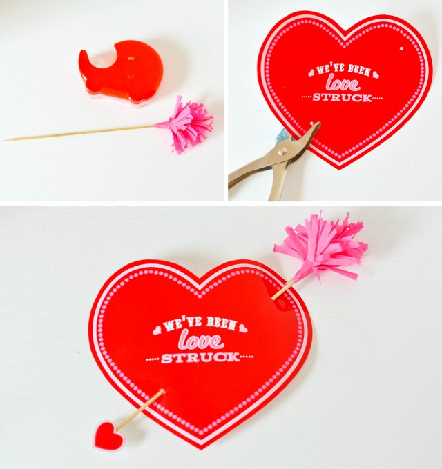 Making a 3D Love Struck Valentine from Cupid