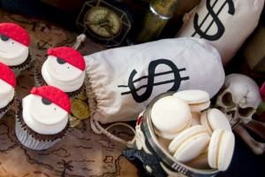 Pirate Party at Polly Woodside