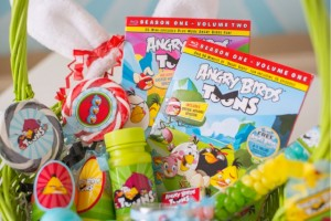 angry birds toons easter basket tutorial