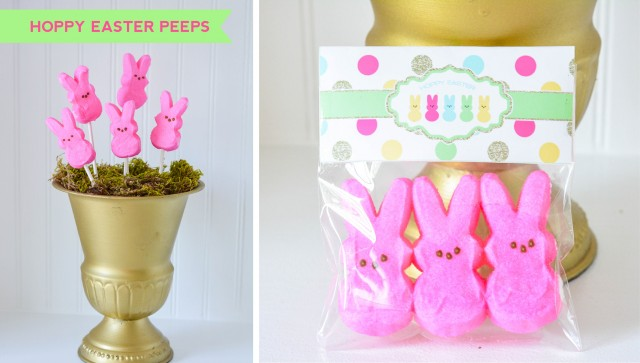 Using Peeps in a fun way