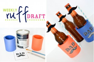 diy coozie