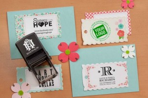 Mason Row - Personalized Stamps and Embossers