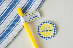 lemonade party printables