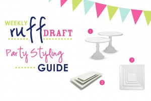 party styling guide