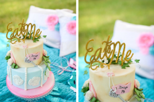 Alice in Wonderland Cake Ideas