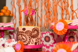 Indian-Themed-Party-Feature-Mendhi-Cake