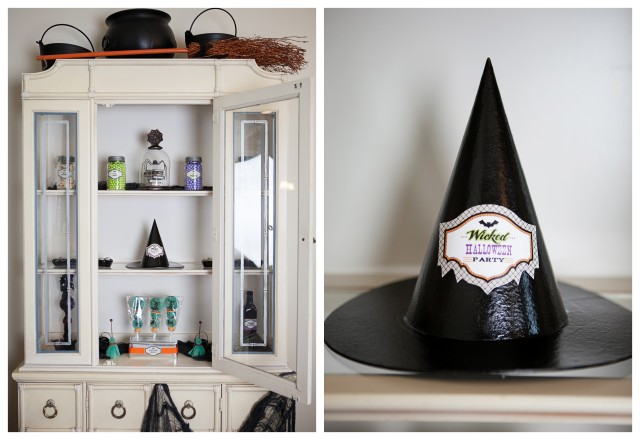 wicked witch halloween party hutch