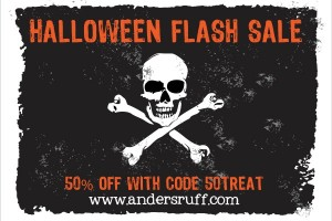 Halloween Sale on Downloadable Decorations