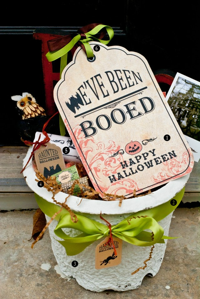 haunted-boo-sign Numbered