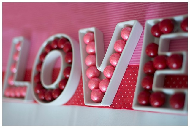 ceramic love candy dishes