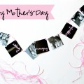 Mother's Day Photo Banner